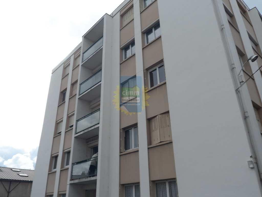 location appartement 2 pièces MOULINS 03000