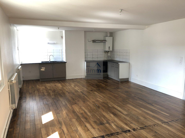 location appartement 3 pièces MOULINS 03000