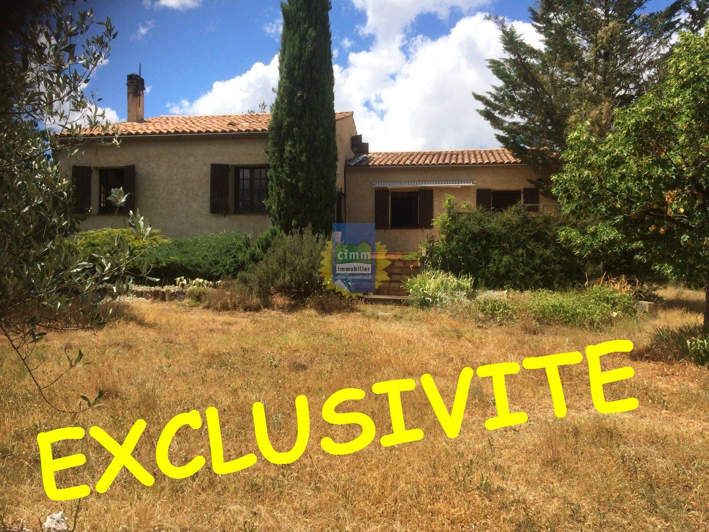 vente maison/villa 8 pièces MIRABEAU 04510