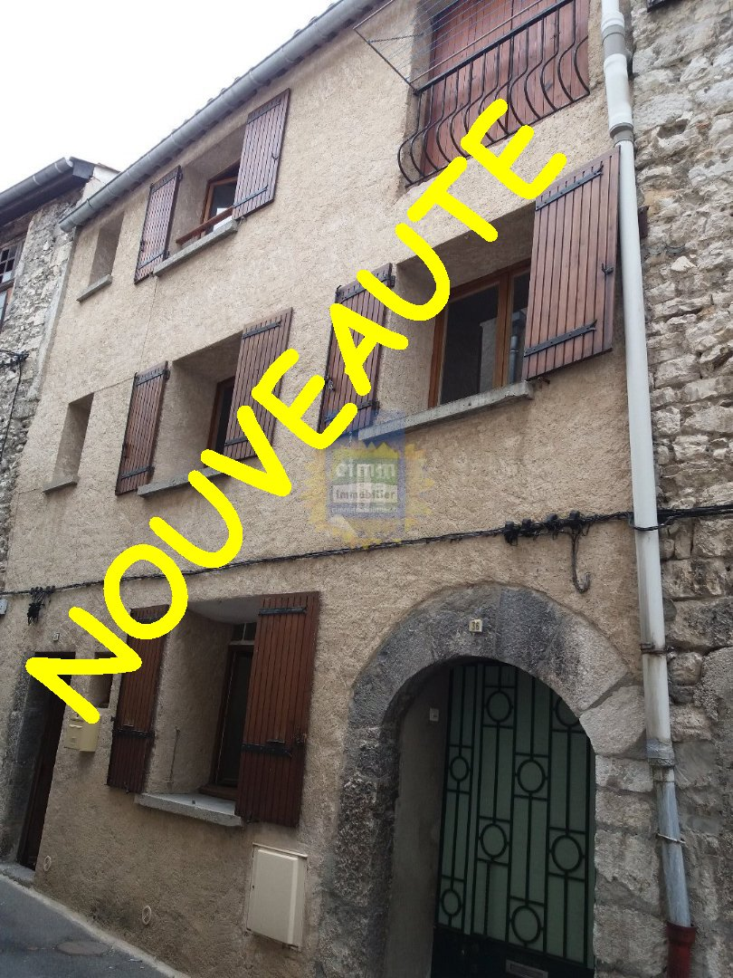 vente maison/villa 6 pièces SISTERON 04200