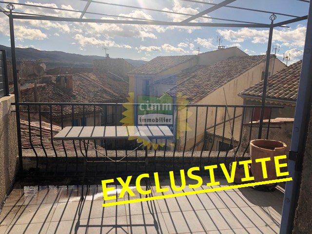 vente maison/villa 3 pièces PEYRUIS 04310