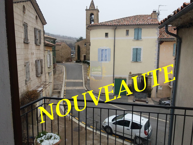 vente maison/villa 4 pièces CRUIS 04230