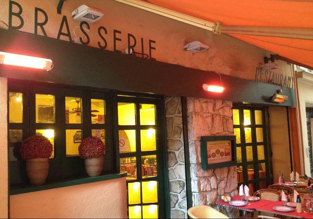 Restaurant Zone Pietonne Nice