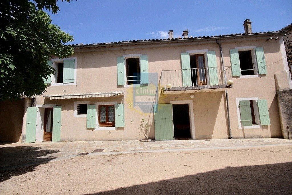 vente maison/villa 7 pièces LE TEIL 07400