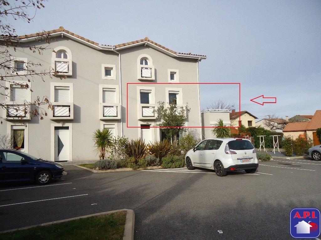 location appartement 2 pièces PAMIERS 09100