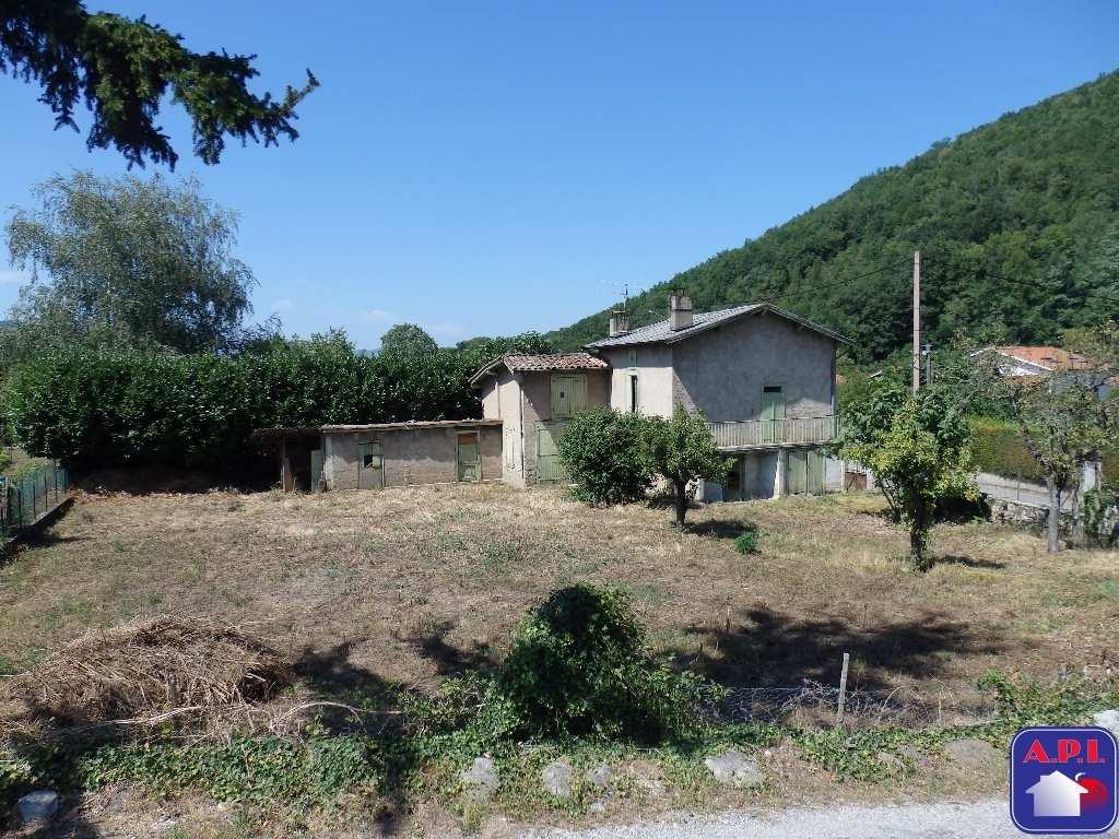 vente maison/villa 3 pièces SAINT PAUL DE JARRAT 09000