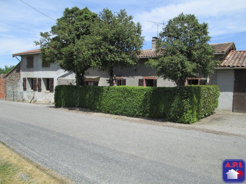 vente maison/villa 7 pièces AUTERIVE 31190
