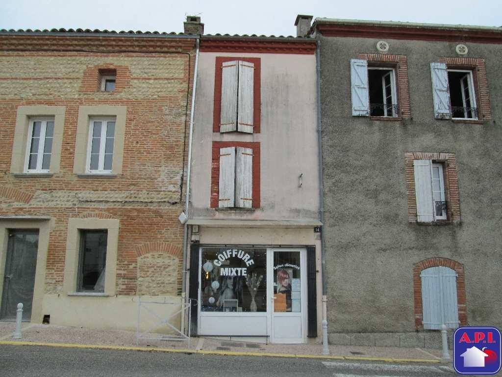 vente maison/villa 4 pièces NAILLOUX 31560