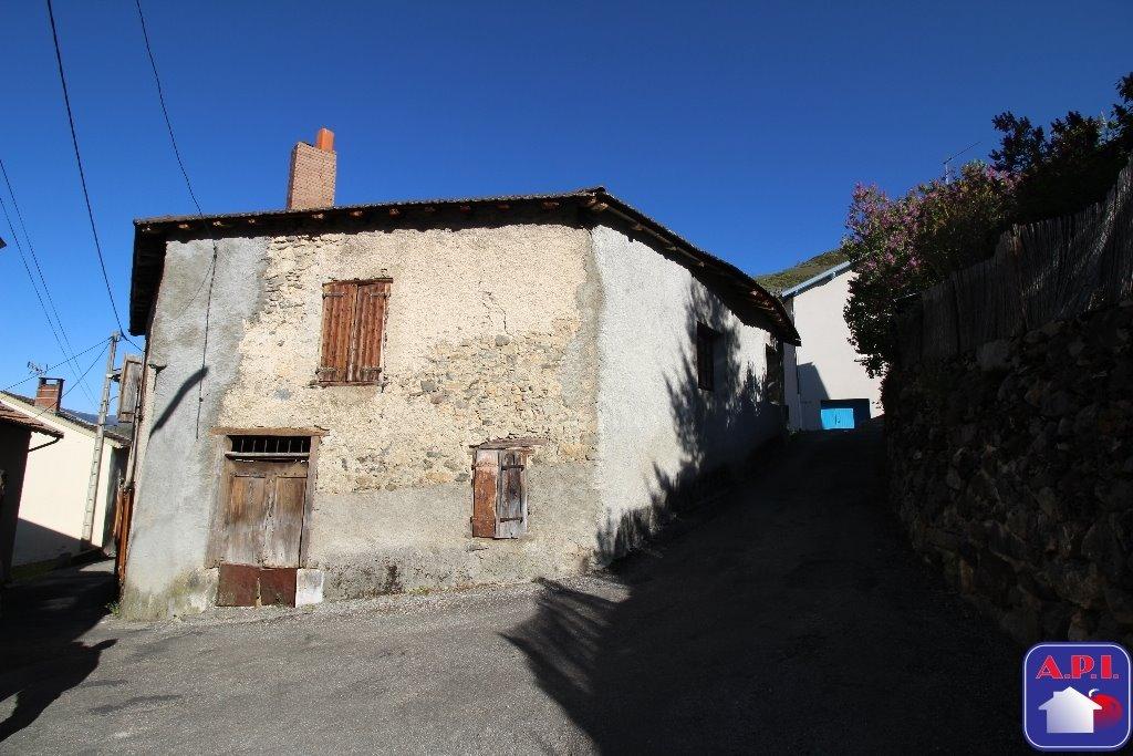 vente maison/villa 6 pièces AX LES THERMES 09110