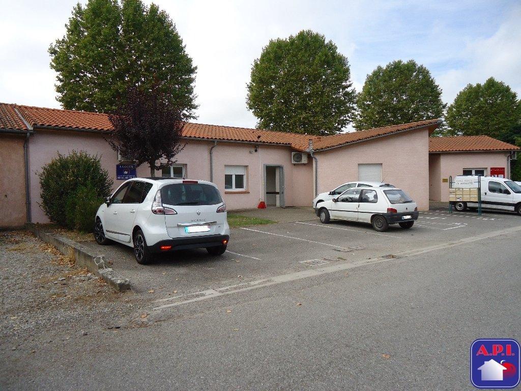 location bureaux 1 pièces PAMIERS 09100
