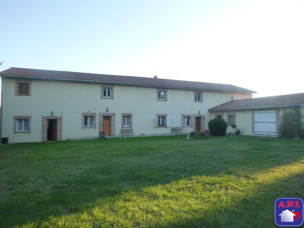 vente maison/villa 13 pièces LEZAT SUR LEZE 09210