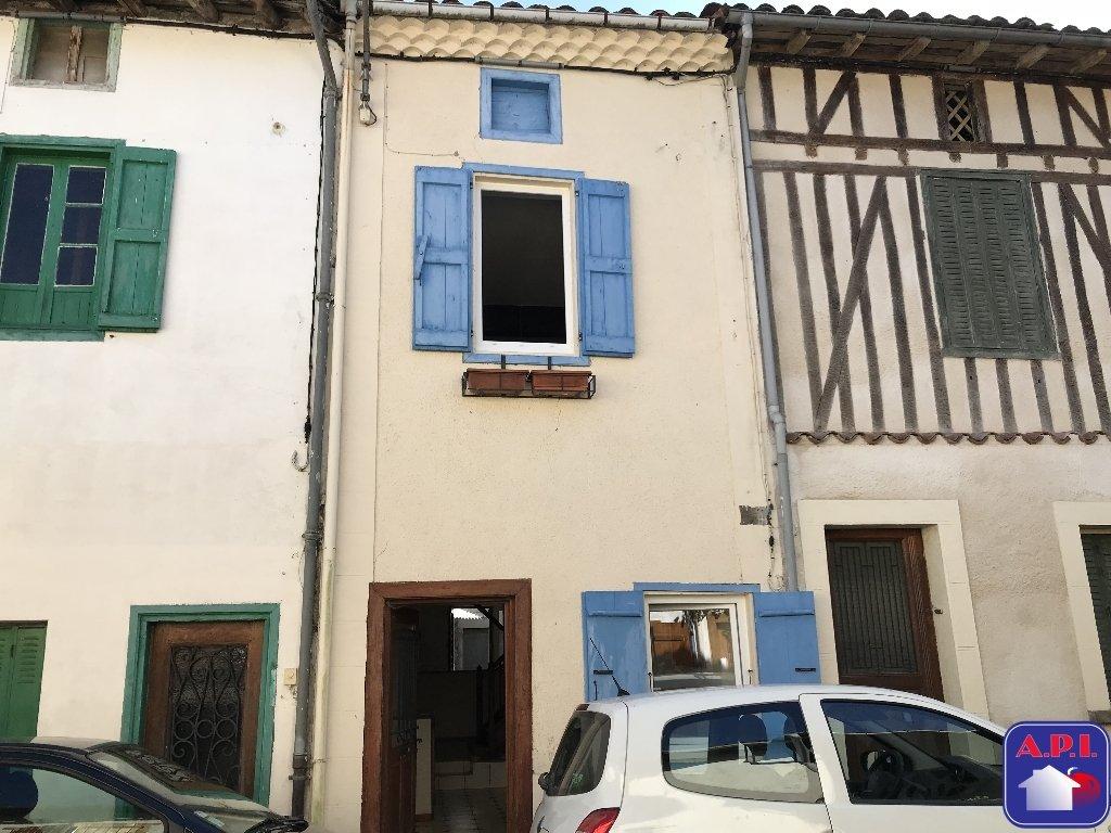 vente maison/villa 3 pièces LA BASTIDE DE SEROU 09240