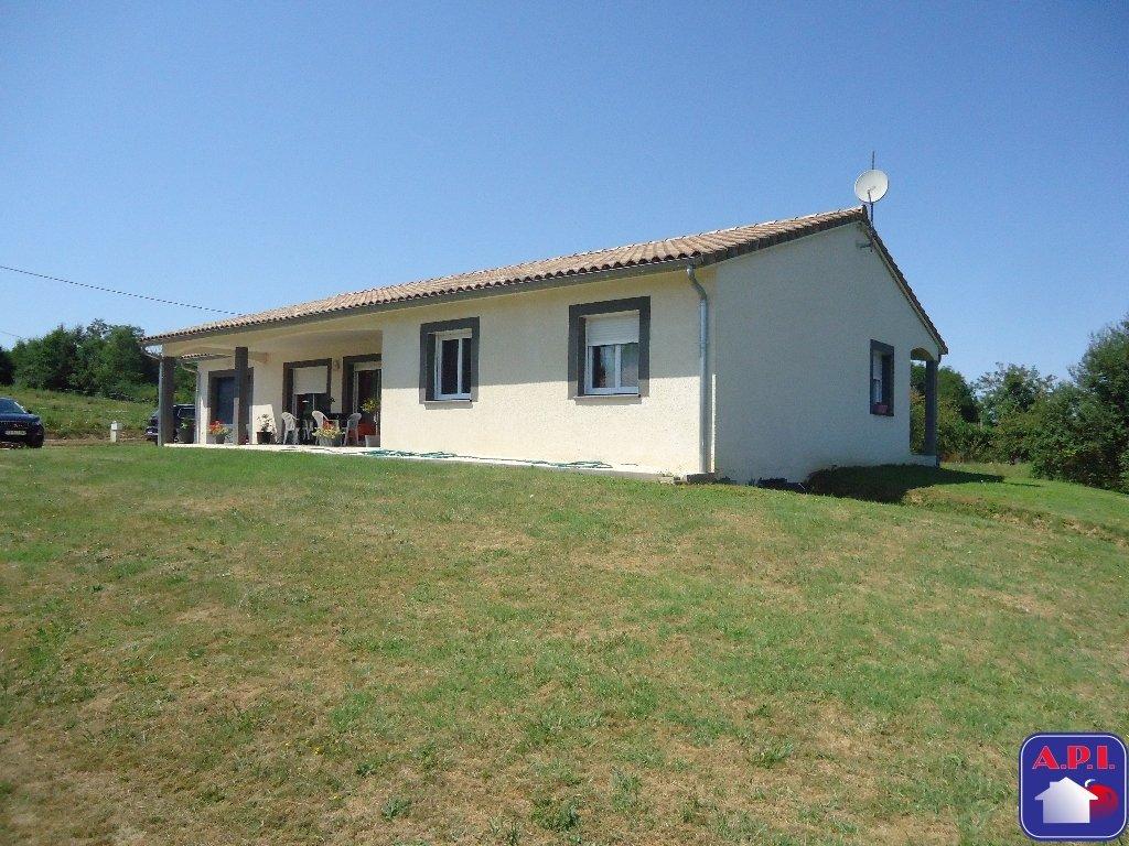 vente maison/villa 4 pièces LEZAT SUR LEZE 09210