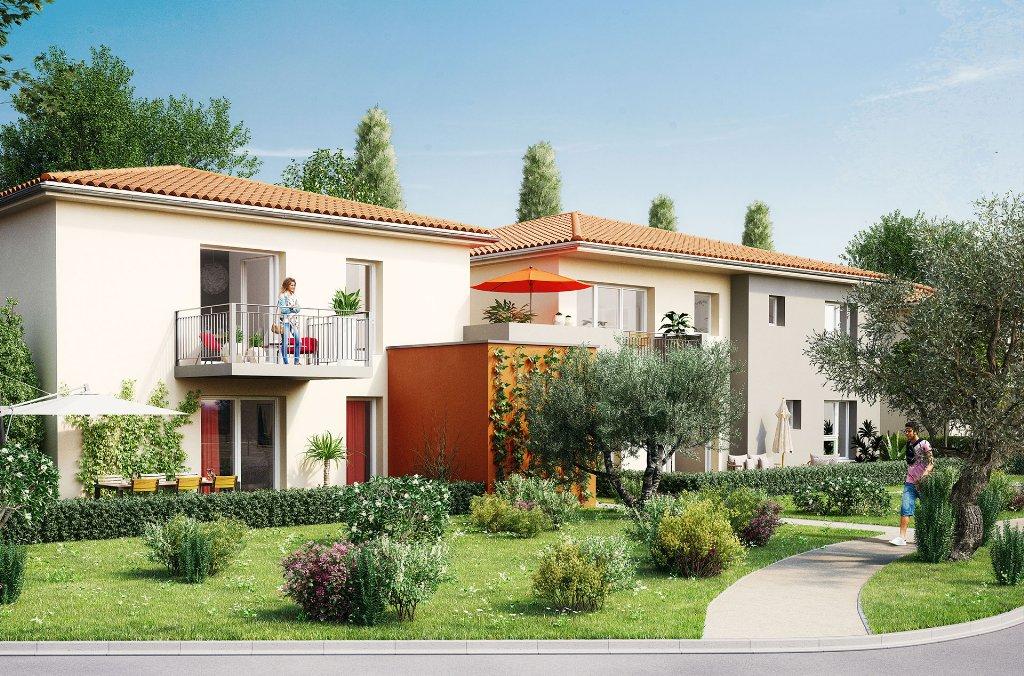 vente appartement 3 pièces CUGNAUX 31270