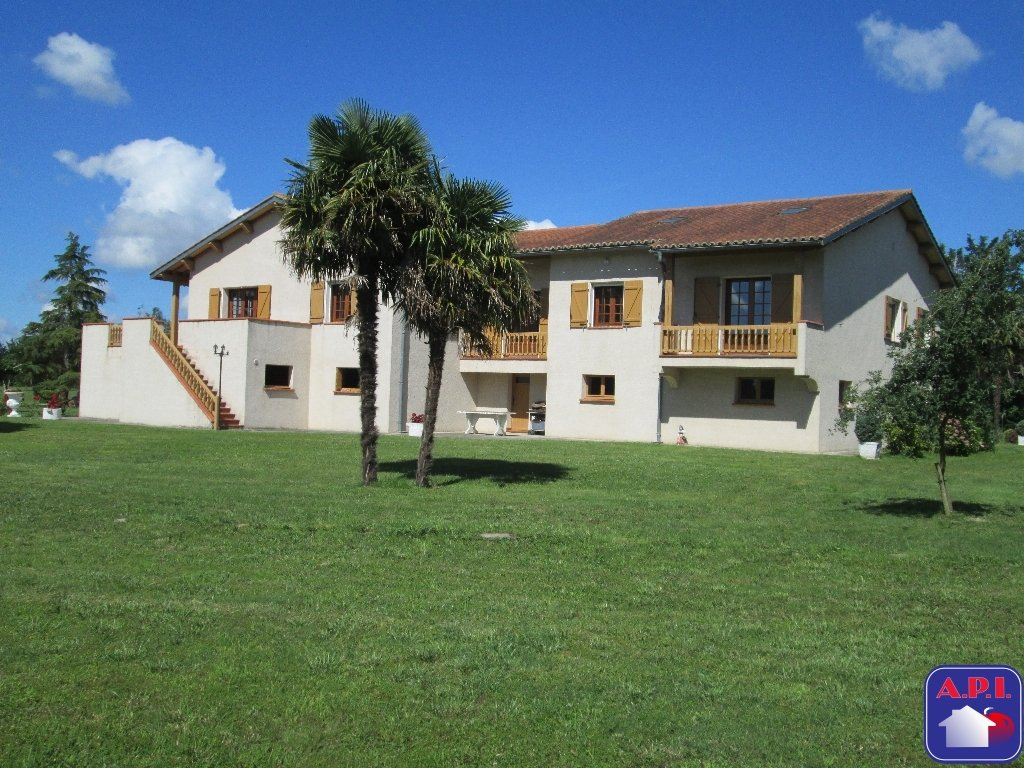 vente maison/villa 10 pièces CALMONT 31560