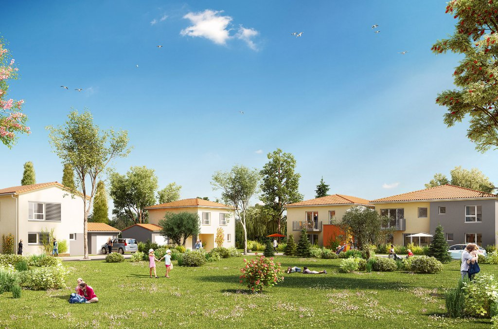 vente maison/villa 4 pièces MONDONVILLE 31700