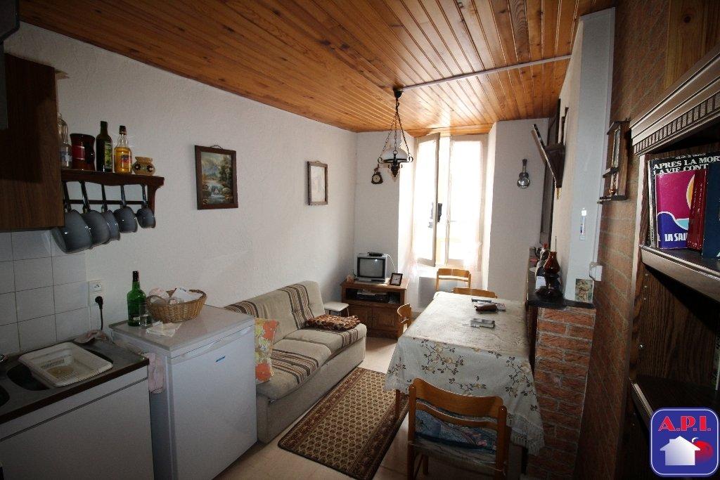 vente appartement 1 pièces AX LES THERMES 09110