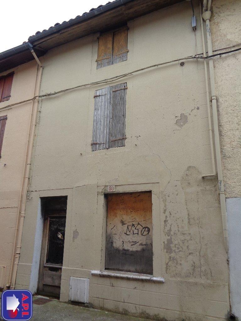 vente maison/villa 3 pièces PAMIERS 09100
