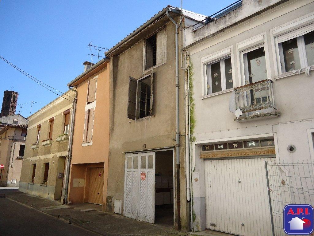 vente maison/villa 5 pièces PAMIERS 09100