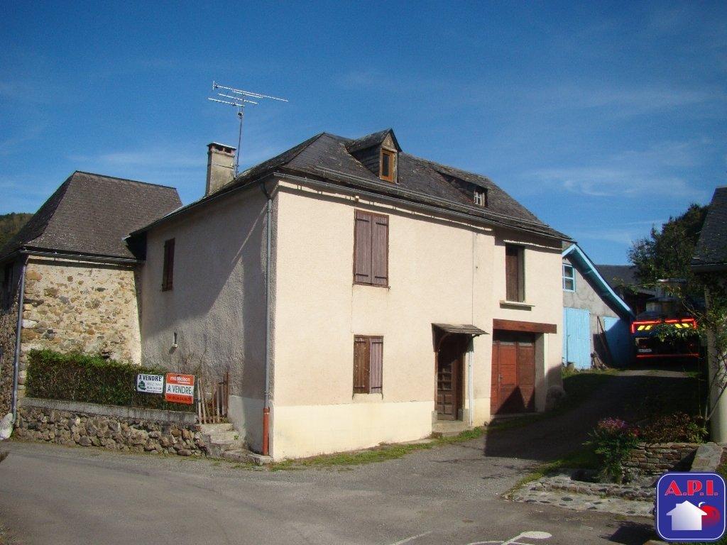 vente maison/villa 4 pièces CASTILLON EN COUSERANS 09800