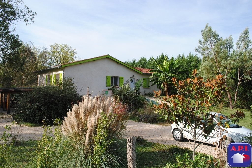 vente maison/villa 5 pièces LEZAT SUR LEZE 09210