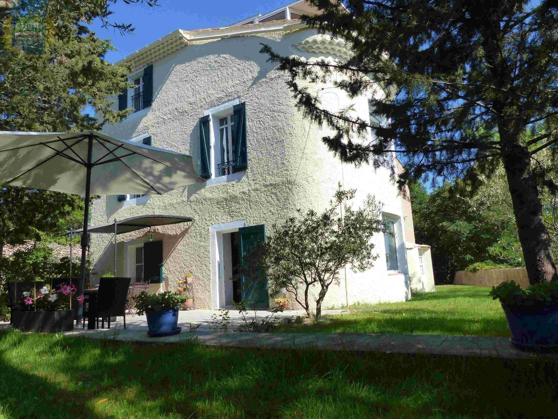 vente maison/villa 10 pièces RIANS 83560
