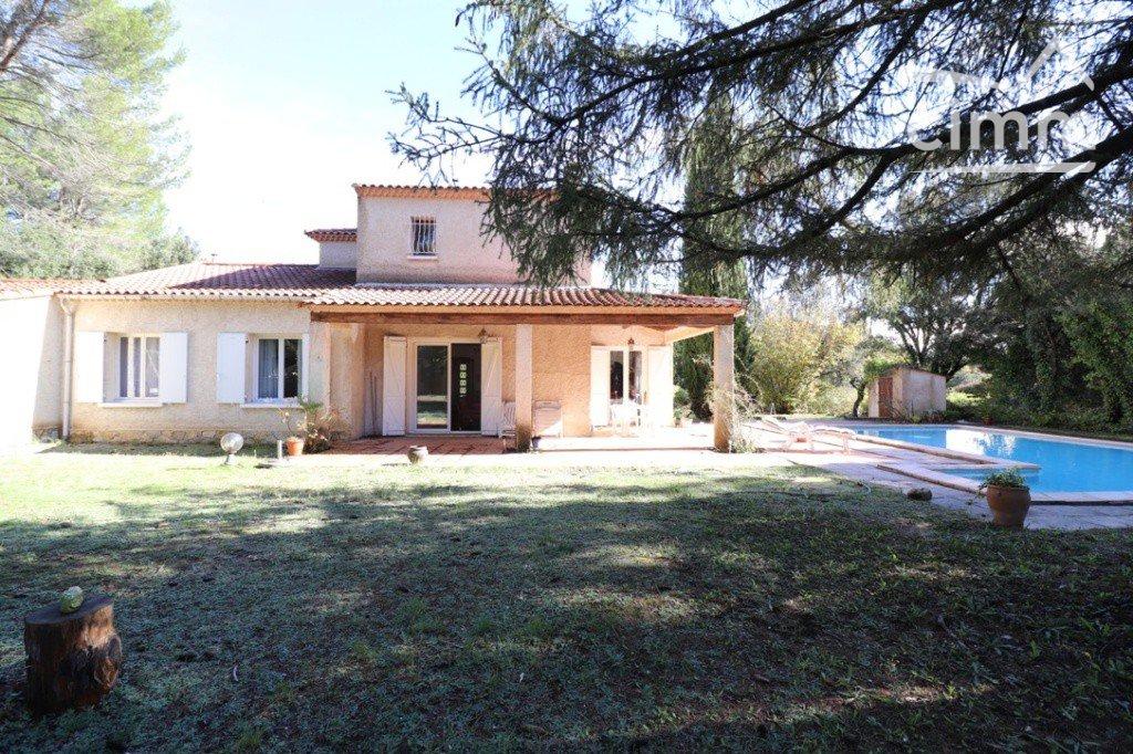 vente maison/villa 7 pièces JOUQUES 13490