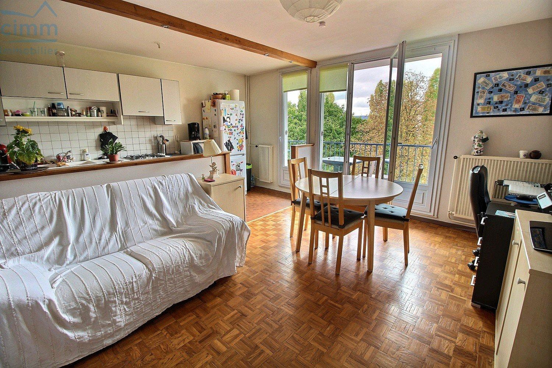 vente appartement 4 pi ces dijon 21000 76 m2 108 000 eu. Black Bedroom Furniture Sets. Home Design Ideas