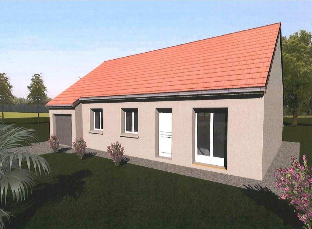 vente maison/villa 5 pièces PONTAILLER SUR SAONE 21270