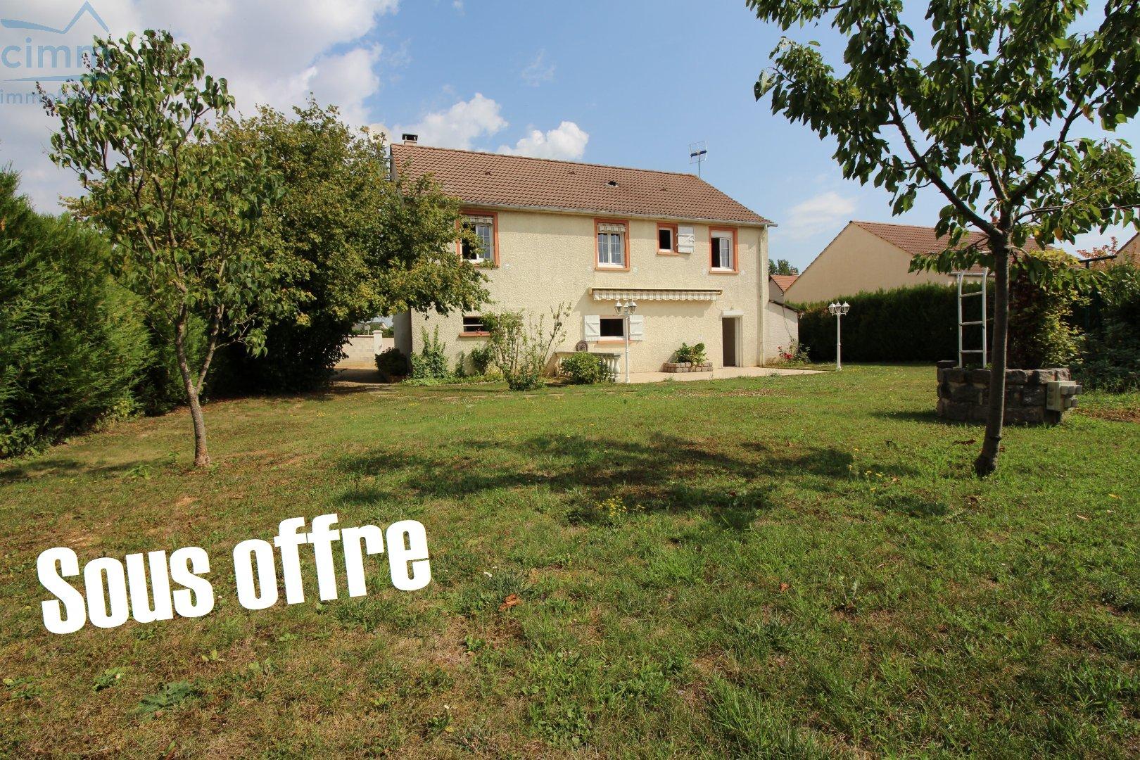 vente maison/villa 5 pièces GENLIS 21110