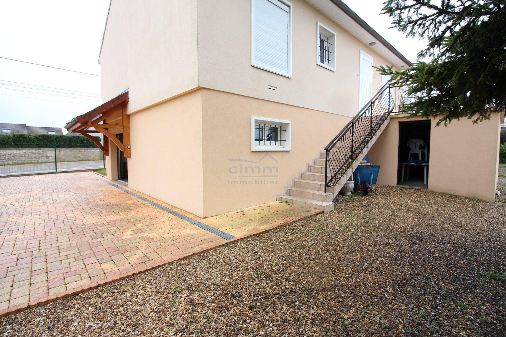 vente maison/villa 5 pièces PLUVET 21110