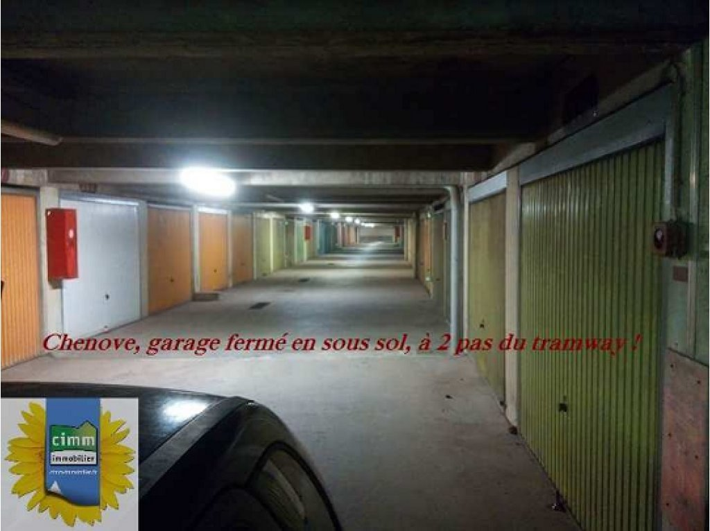 vente parking/box 1 pièces CHENOVE 21300