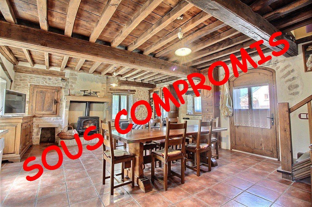 vente maison/villa 5 pièces ORGEUX 21490