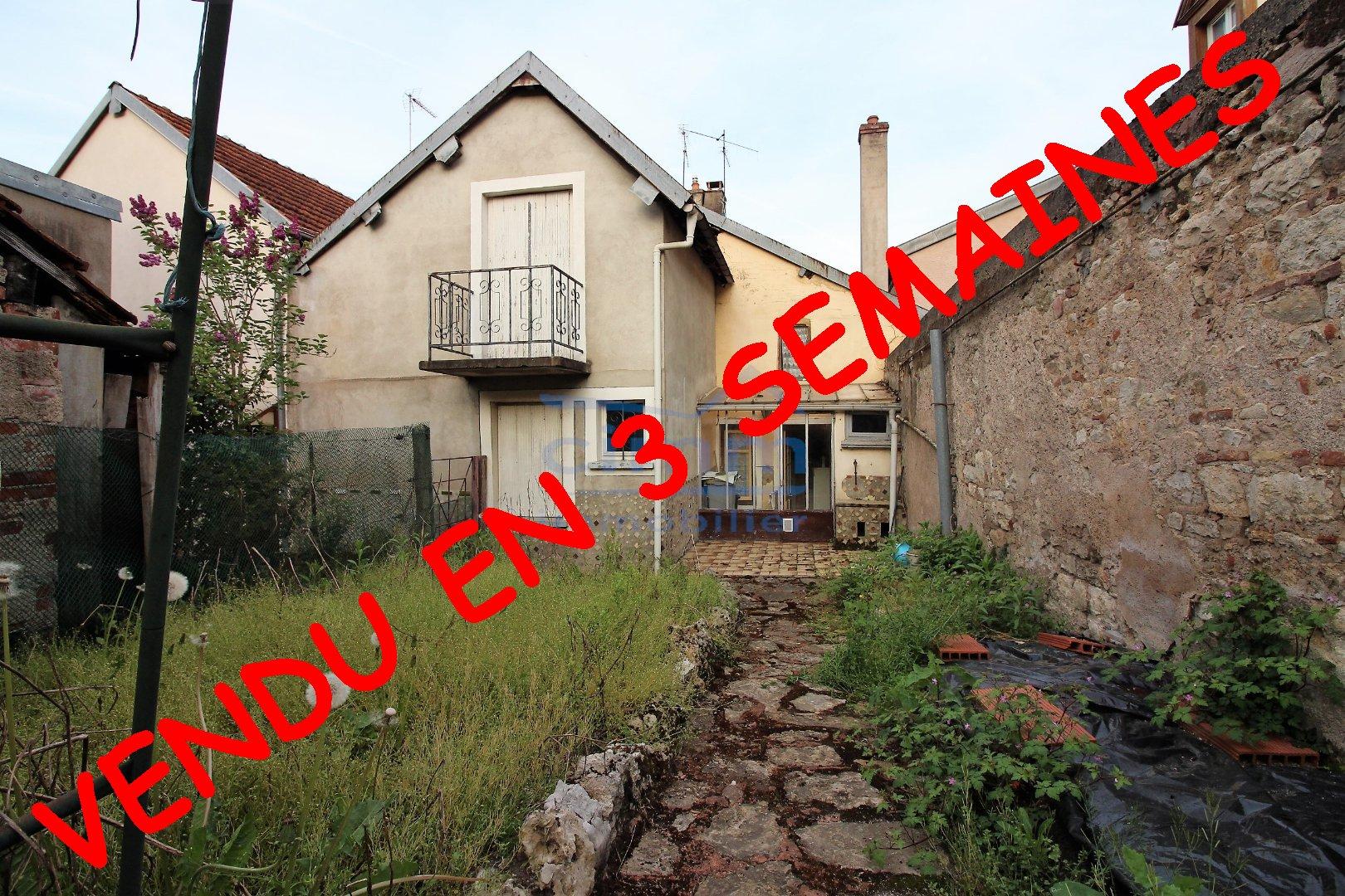 vente maison/villa 3 pièces PONTAILLER-SUR-SAONE 21270