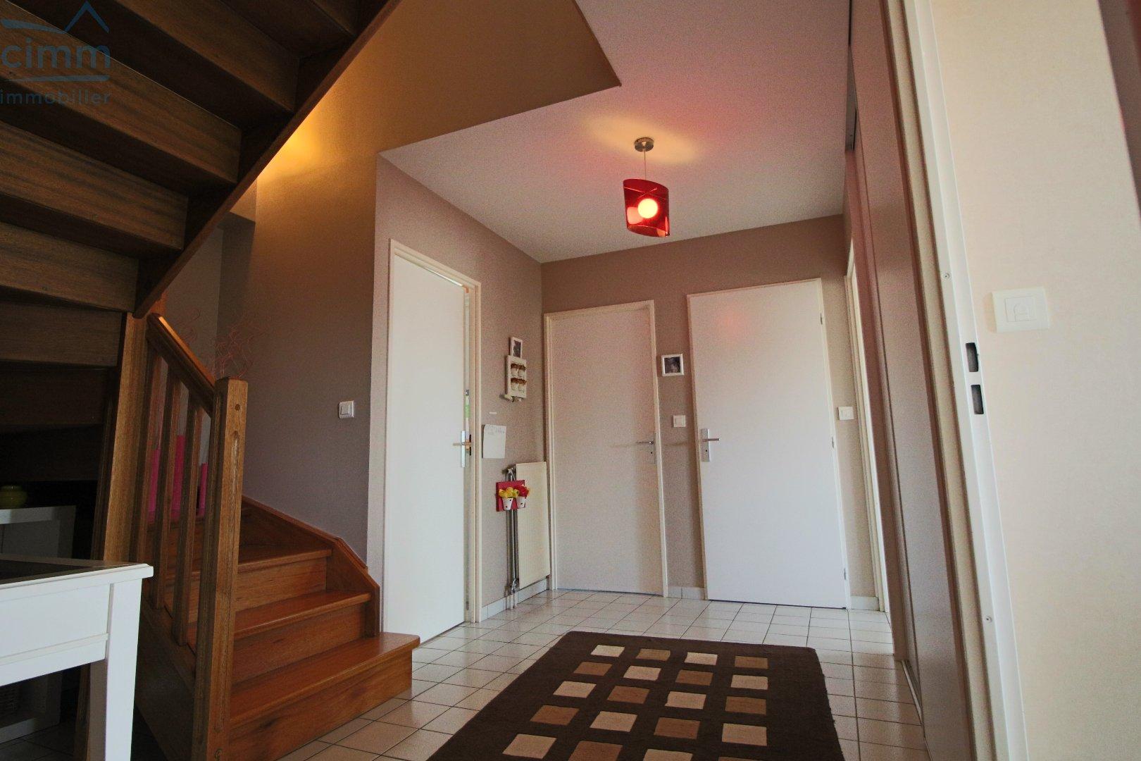 vente de prestige appartement 5 pièces CHEVIGNY SAINT SAUVEUR 21800