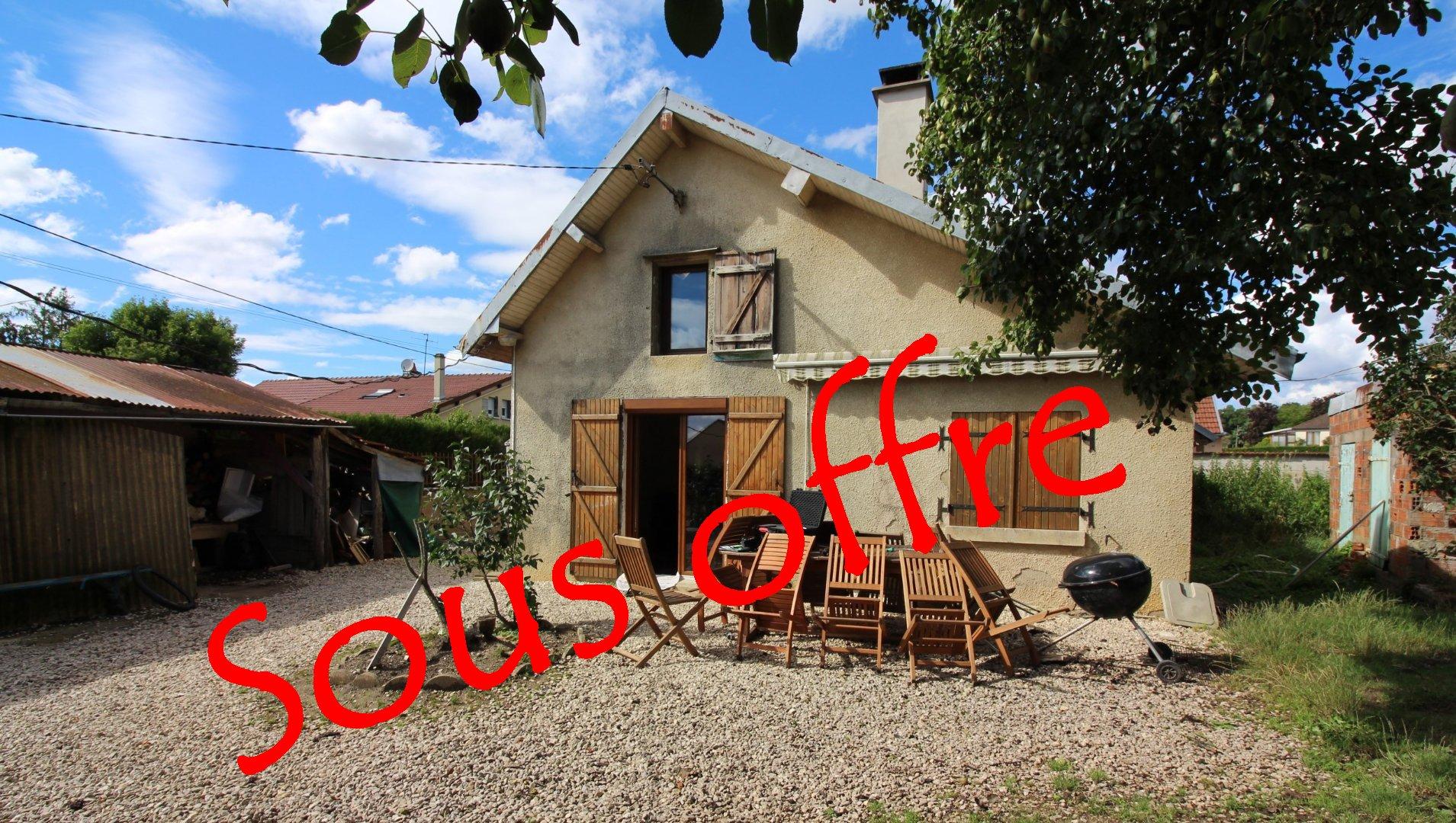 vente maison/villa 6 pièces MONTMANCON 21270