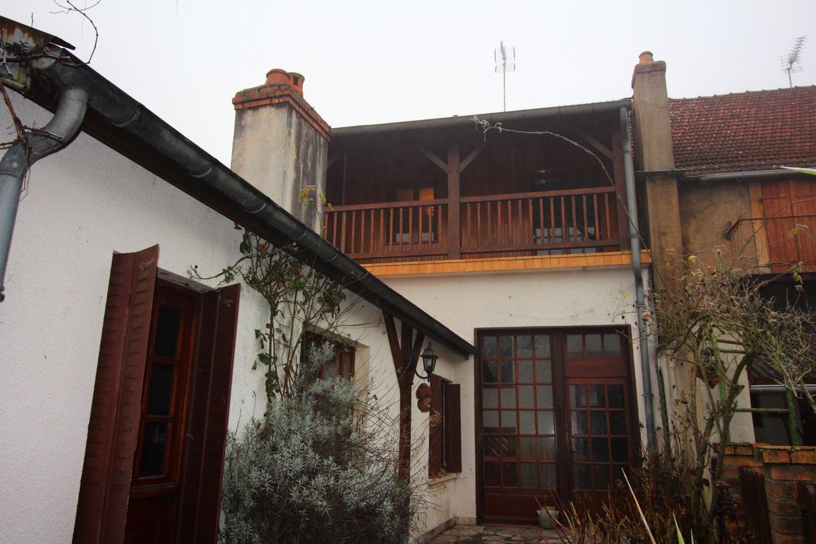 vente maison/villa 4 pièces PONTAILLER-SUR-SAONE 21270
