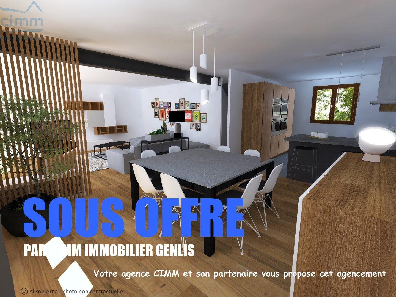 vente maison/villa 7 pièces LONGEAULT 21110