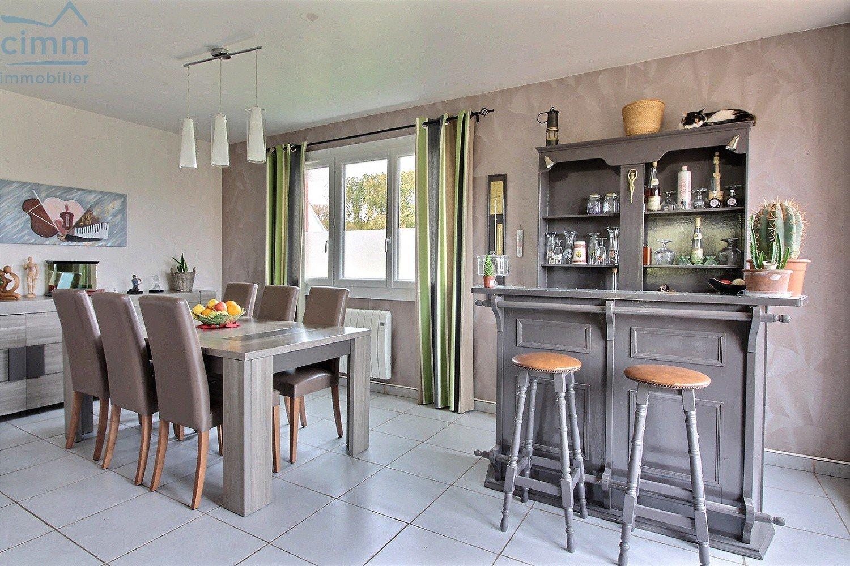 vente maison/villa 4 pièces LONGCHAMP 21110