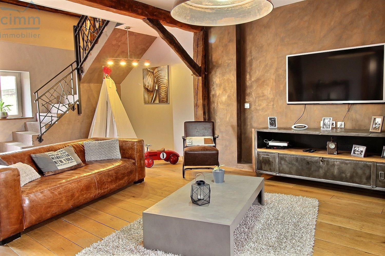 vente maison/villa 6 pièces SAULON LA RUE 21910