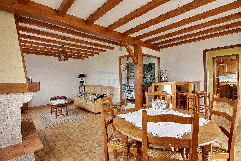 vente maison/villa 6 pièces THOREY EN PLAINE 21110