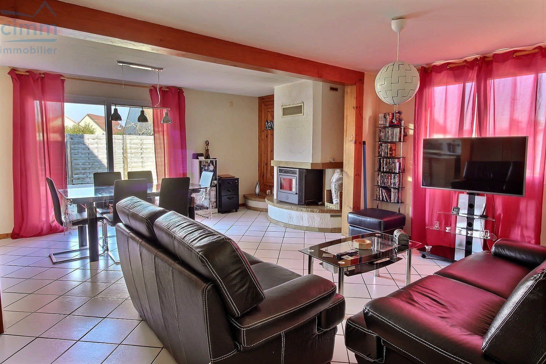 vente maison/villa 5 pièces PLUVAULT 21110