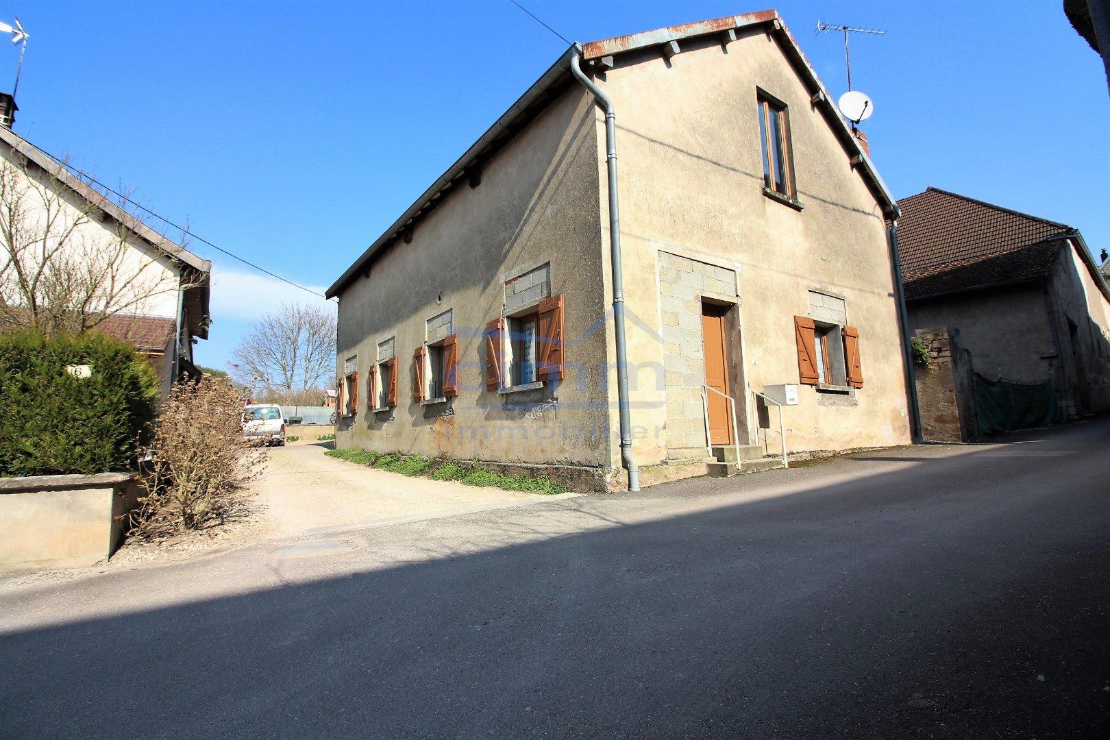 vente maison/villa 4 pièces TALMAY 21270