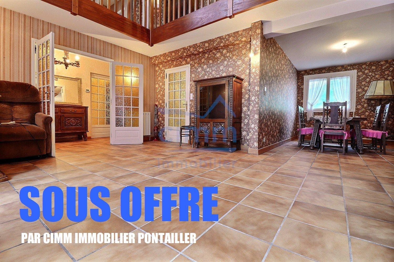 vente maison/villa 6 pièces LAMARCHE SUR SAONE 21760