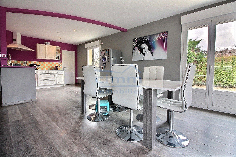 vente maison/villa 5 pièces AISEREY 21110