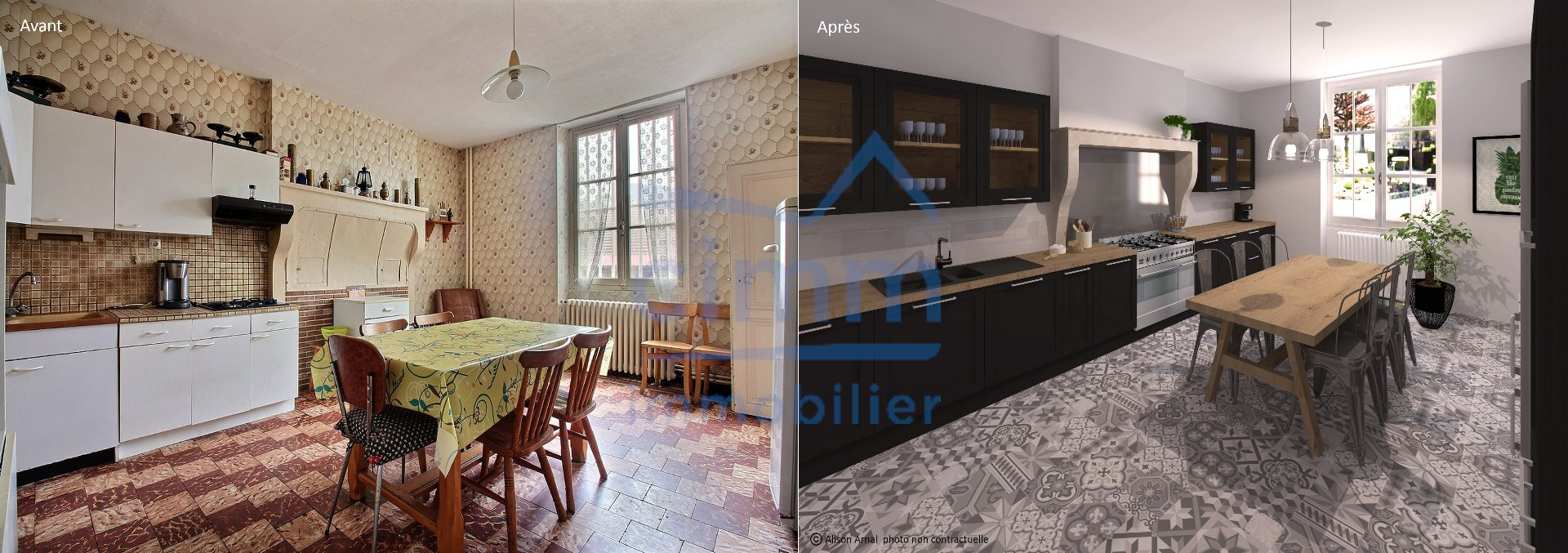 vente maison/villa 7 pièces TART LE HAUT 21110