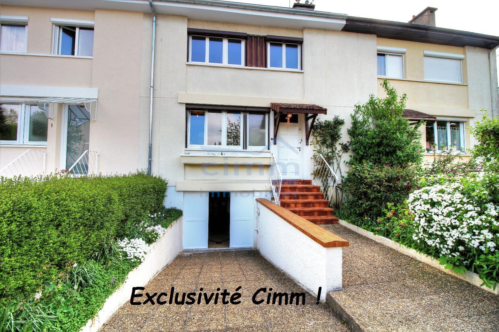 vente maison/villa 4 pièces DIJON 21000