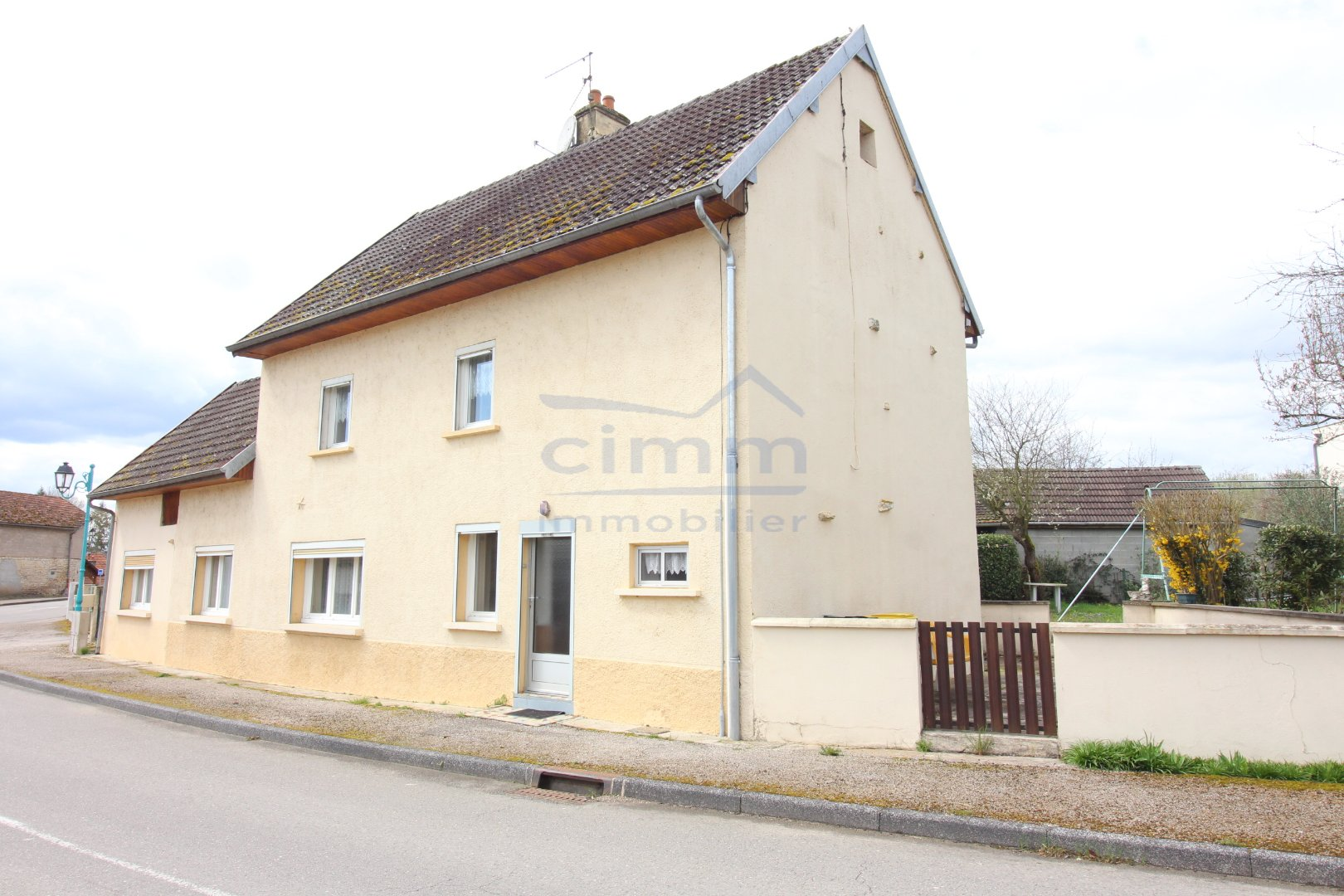 vente maison/villa 8 pièces DRAMBON 21270