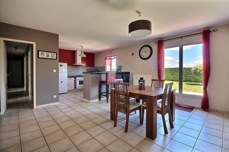 vente maison/villa 6 pièces PLUVAULT 21110