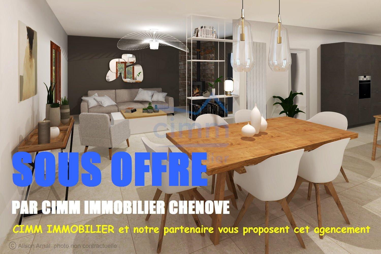vente maison/villa 8 pièces FLAVIGNEROT 21160